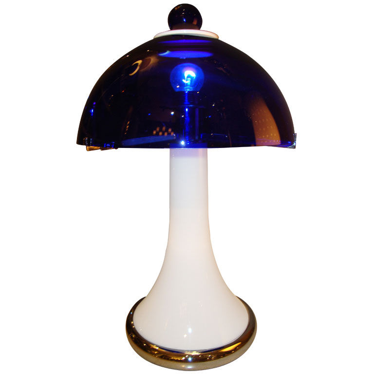 Image Result For Blue Table Lamp
