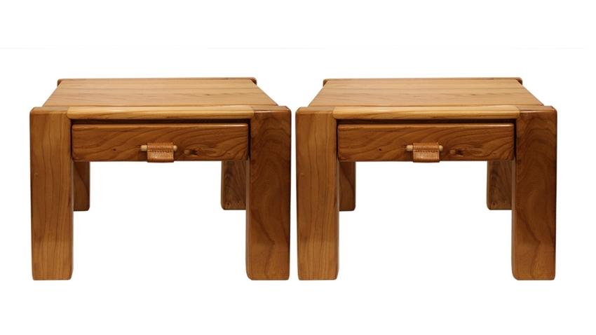 Petites tables de chevet chevet jaune esprit bohme with petites tables de chevet affordable - Table de chevet jaune ...